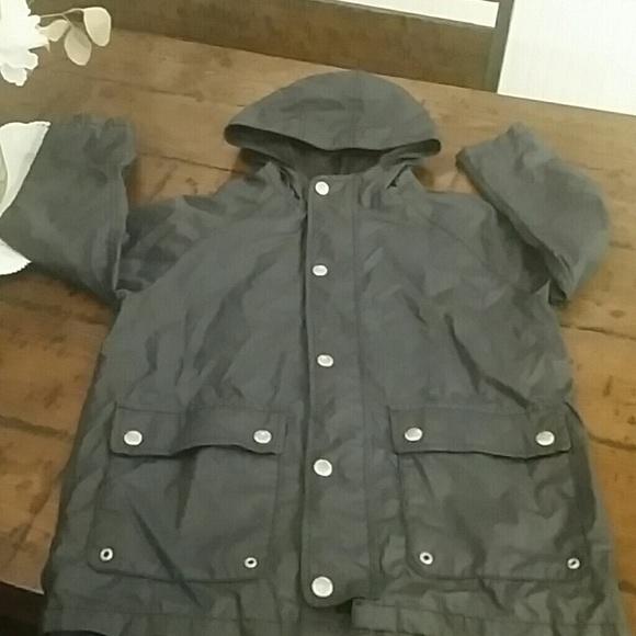 70723e36b GAP Jackets & Coats | Boys Rain Jacket Size Med Husky | Poshmark
